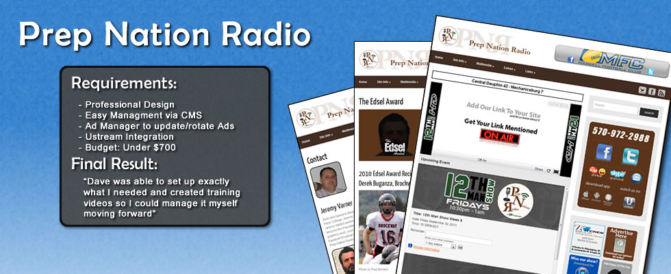 Prep Nation Radio