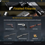 Finished Firearms